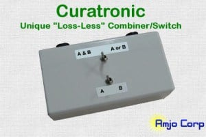 Curatron 2000 XP or XPSE Control Unit Switch